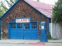 Clark's Gas Station