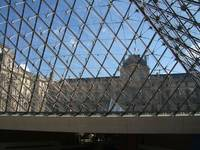 Musée du Louvre - Through the Pyramid