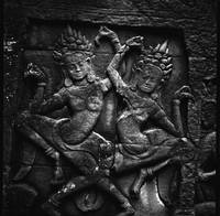Two Apsaras