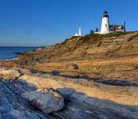 Pemaquid Point Lighthouse by Marcus Panek
