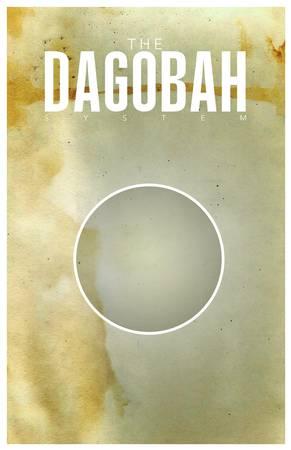 Dagobah by Justin Van Genderen