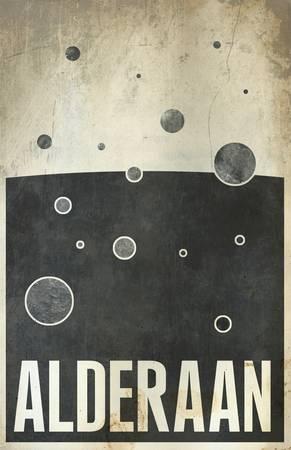 Alderaan by Justin Van Genderen