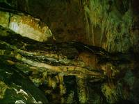 A Cave formation