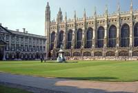 King's College Chapel and Gibbs Building