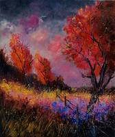 Trees and flowers 56