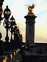 Paris, Bridge Alexandre III