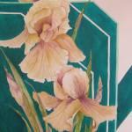 Mirrored Irises