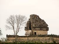 Chichen Itza Series No. 08