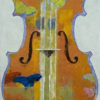 """Violin Butterflies"" by creese"