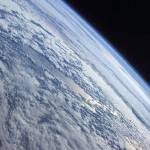 """""""Earths horizon against the blackness of space"""" by stocktrekimages"""