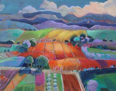 GrampasFarm by Sue Nosler Gray