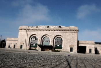 Oakland Ca Train Station By Als
