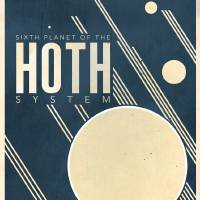 """Sixth Planet of the Hoth System"" by JustinVG"