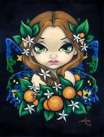 Orange Blossom Fairy