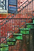 Savannah Stairs by Jim Crotty