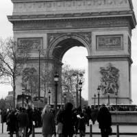 Arc de Triomphe Art Prints & Posters by Elizabeth Morrison