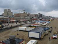 View from the Scheveningen Pier, Hague