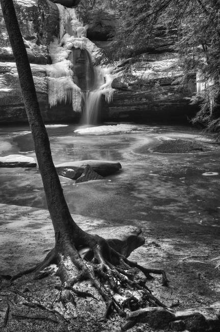 Cedar Falls Hocking Hills Ohio