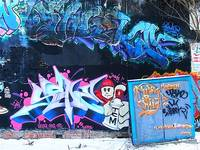 Graffiti Montreal 19