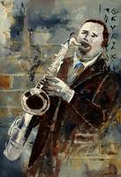 sax player 570120