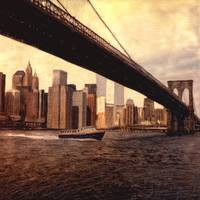 Brooklyn Bridge by Joe Gemignani