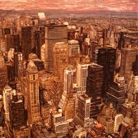 View From The Empire State Building no 1 by Joe Gemignani