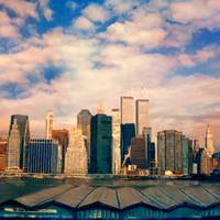 View From Brooklyn Heights by Joe Gemignani