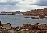 Drizzly Day In Ardnamurchan