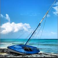 Empty Sails by Donnie Shackleford