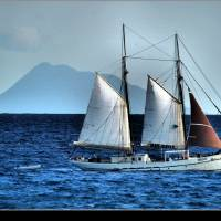 Sailing Distant Lands by Donnie Shackleford