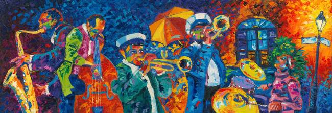 Day And Night New Orleans By Neworleansartist 2009