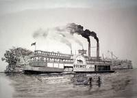 Riverboat QUINCY
