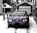 Cold and Crisp Volkswagen Jetta