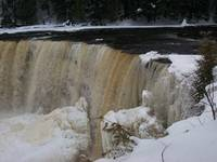 Tahquamenon in Winter