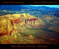 Red Rock Canyon Planet eARTh Poster