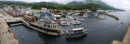 Ketchikan Dock