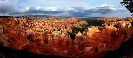 Bryce Canyon, Utah ~Panoramic View