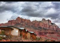 Mt Zion National Park Lodging