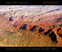 Colorful Southwest Desert Planet Art