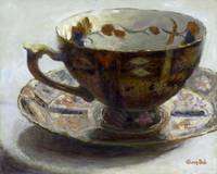 Teacup - The Imari Design