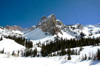 Lake Blanche Panorama