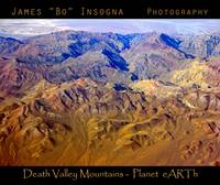 Death Valley Mountain Range Planet eARTh