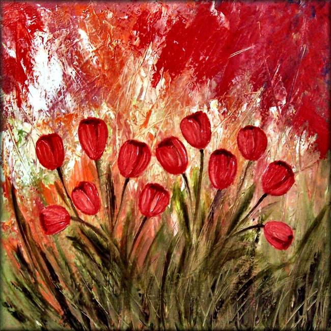Gerry Stober http://goncakimya.com/Scripts/abstract-tulips