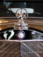 Hohenzollern arms hood ornament