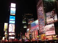 Night Times Square