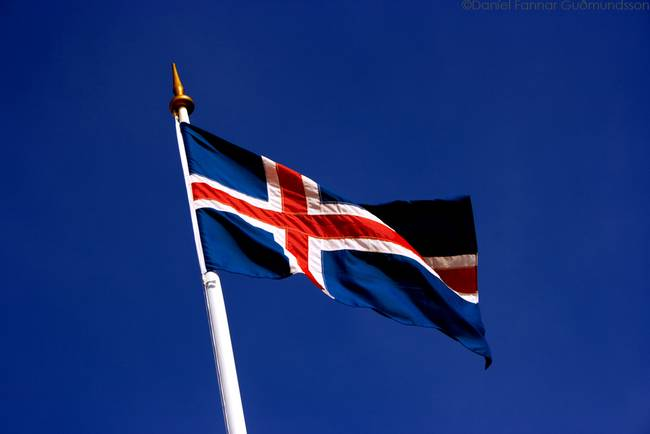 The Icelandic Flag