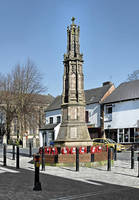War Memorial, Uttoxeter (22342-RDB)