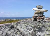 Inukshuk in the North
