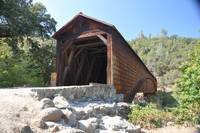 Longest wooden covered bridge