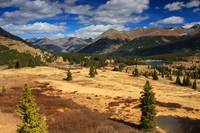 Fall on the Million Dollar Highway